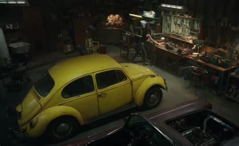 bumblebee no longer is a camaro in upcoming transformers