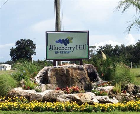 blueberry hill rv resort