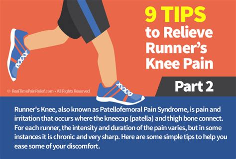 9 tips to help runners 9 tips to relieve runner s knee part 2 real time relief