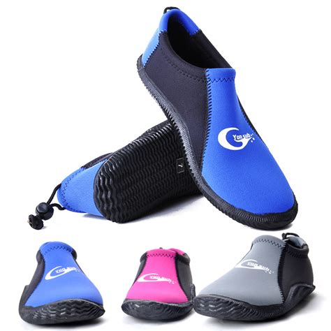 swimming shoes for 3mm neoprene diving winter swimming shoes