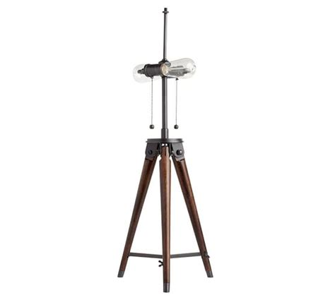 Tripod L Pottery Barn by Gibson Tripod Table L Pottery Barn