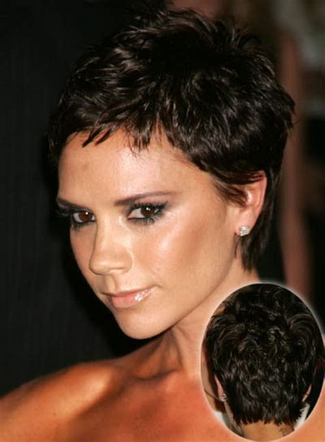 posh boy hair cuts victoria beckham ultra short boy cut for women styles weekly