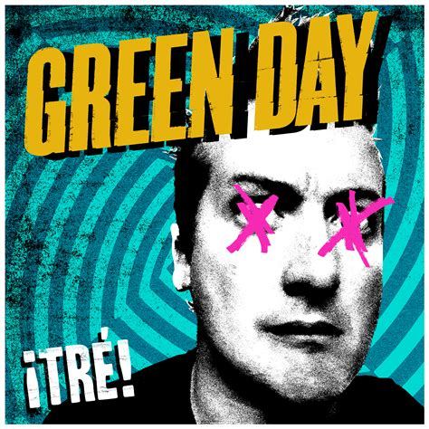 Kaos Band Rock Green Day Uno Dos Tre Gd16 green day concludes trilogy earlier than scheduled with