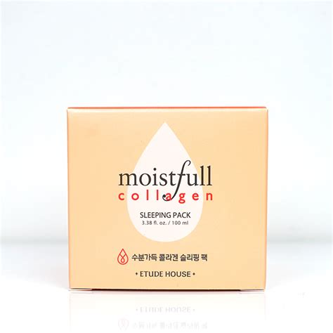 Moistfull Collagen Sleeping Pack Etude House Murah Meriah etude house moistfull collagen sleeping pack review