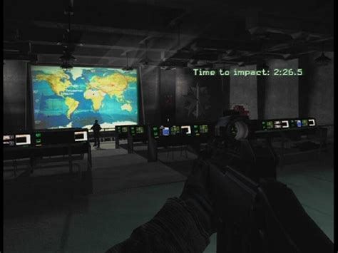 launch room call of duty 4 guide act 3 walkthrough