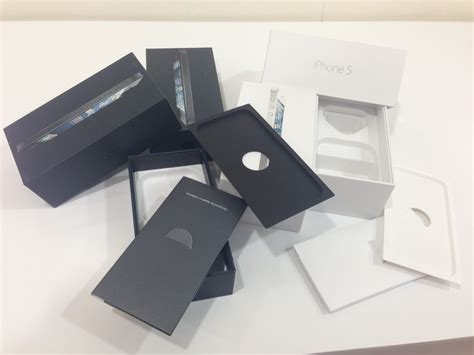 jual box dus original iphone  warung mac