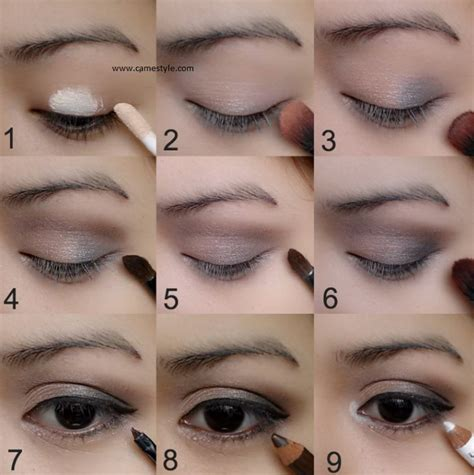 where do you put your makeup on how to put eye makeup on style guru fashion glitz