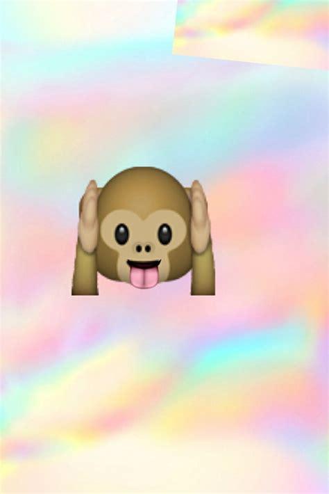 emoji edits wallpaper image gallery monkey emoji edit
