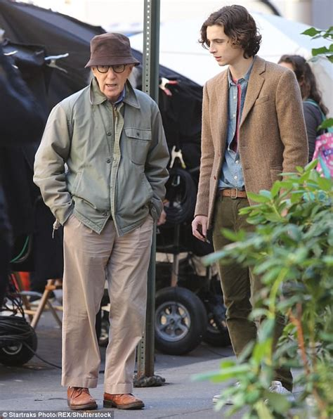 film one day in new york has hollywood finally turned its back on woody allen