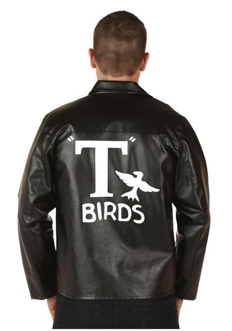 mens t bird grease jacket plus size grease t birds jacket