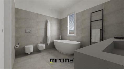progetti bagno moderno progetto bagno moderno miroma ceramiche
