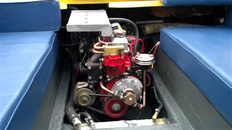 volvo penta aqd engine  outdrive youtube