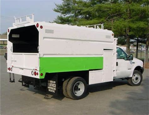 kw box truck chip boxes loaders line trimmers skidders and chippers at
