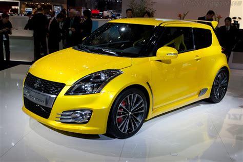 Suzuki Concept Car 2011 Suzuki S Concept Images Specifications And