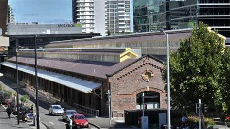 Shed 9 Docklands docklands historical buildings to be demolished melbourne