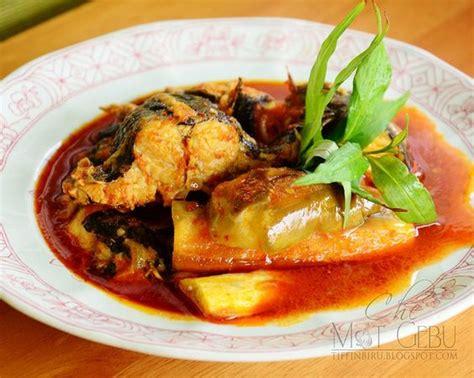Lang Ikan Tenggiri Pedas asam pedas ikan sembilang food in malaysia