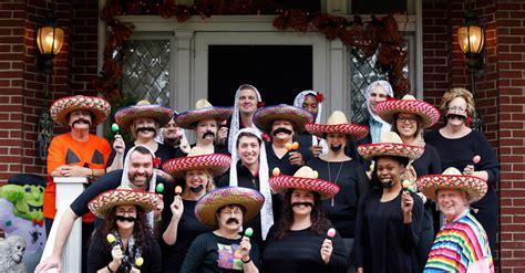 halloween costume correctness  campus feel