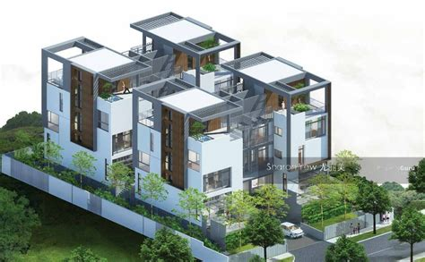 cluster house plans place 8 cluster house paya lebar crescent 4 bedrooms