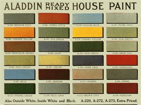 historic colors vintage house paint colors historic color palette flickr