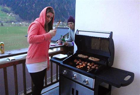 barbecue terrazzo come usare il barbecue in un condominio e vivere felici
