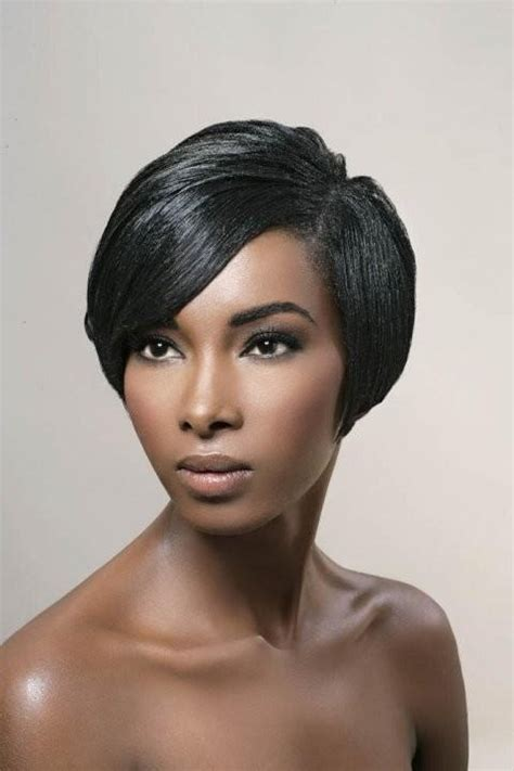 short hairstyle for african american women pinterest african american short hairstyles 2014 for women 008