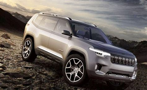 Jeep Summit 2020 by 2020 Jeep Grand Summit Photo Redesign