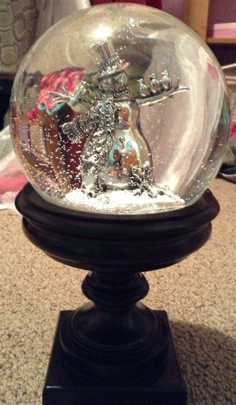 beautiful snow globe  costco perfect   christmas gift snow globes christmas snow
