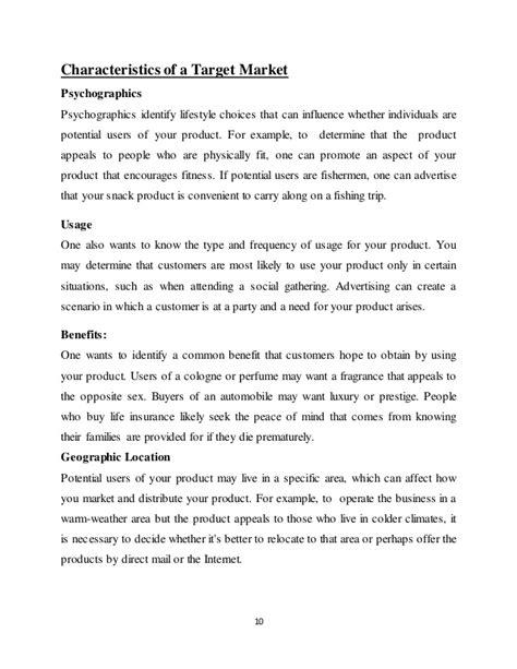 Target Market Analysis Essay by Marketing Cadbury