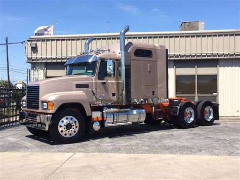 Mack Trucks In Houston Tx For Sale Used Trucks On