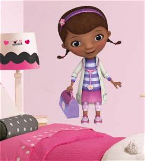doc mcstuffins bedroom decor doc mcstuffins disney decal removable wall sticker home decor bedroom ebay