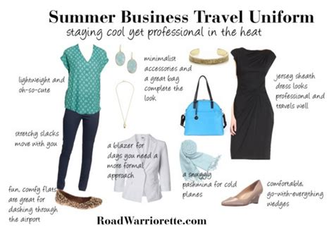 What To Wear Day Of Business School Mba by My Summer Business Travel Road Warriorette