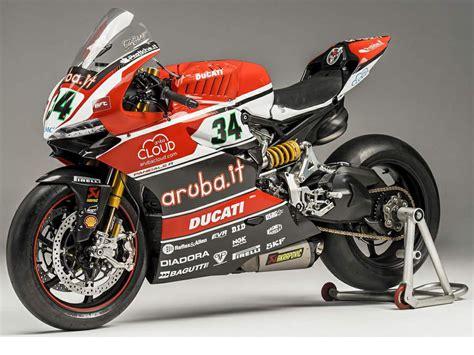Motorrad Aufkleber Klarlack by Ducati Aufkleber