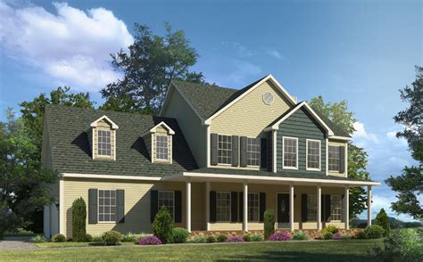 holbrook two story style modular homes