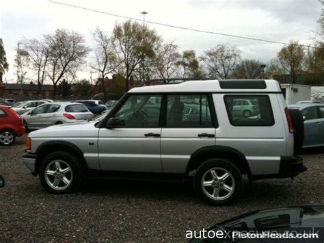 used land rover discovery cars for sale with pistonheads
