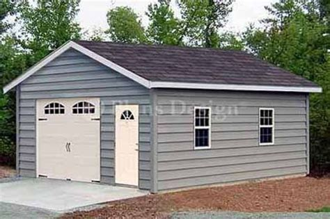 car garage workshop shed building plans material