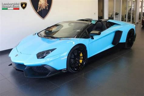 lamborghini aventador 50th anniversary roadster lamborghini aventador roadster 50th anniversary for sale