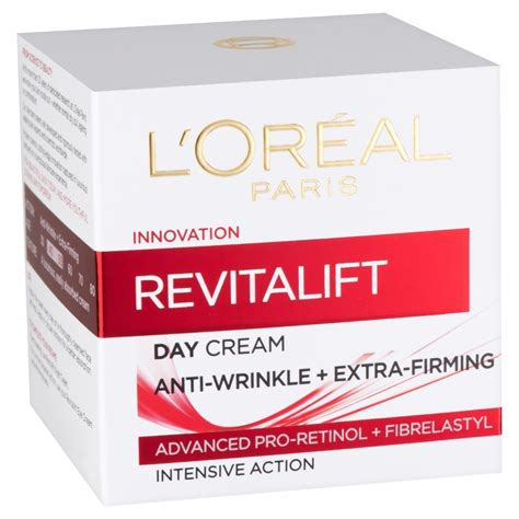 L Oreal Day l oreal revitalift anti wrinkle day chemist
