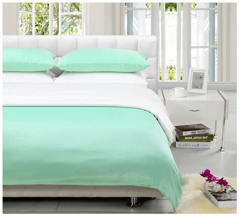 mint green bed sheets the bedding on the hunt