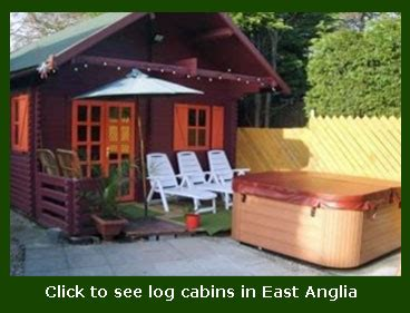 Cottages In East Anglia by 5 Log Cabins In Luxury Log Cabins