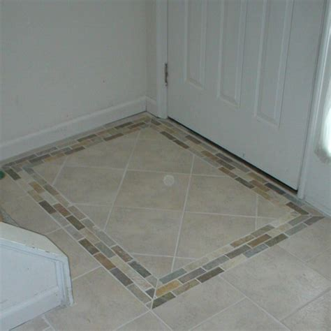 Entryway Tile Patterns Another Entryway Tile Pattern I Like Tile Ideas