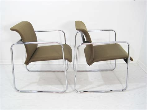 mid century living room chairs mid century herman miller chrome chair midcentury