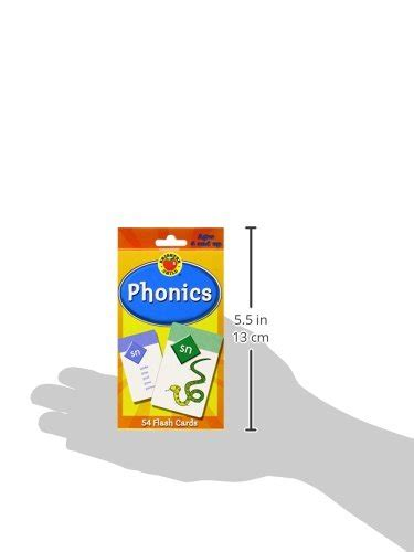 phonics brighter child flash 0769647499 phonics flash cards brighter child flash cards buy