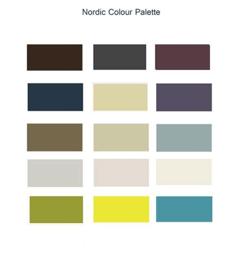 scandinavian color palette 72 best images about nordic interior design on pinterest