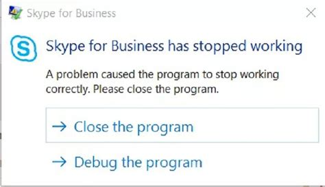 Mba Degree Caused Problems by Fix A Problem Caused The Program To Stop Working