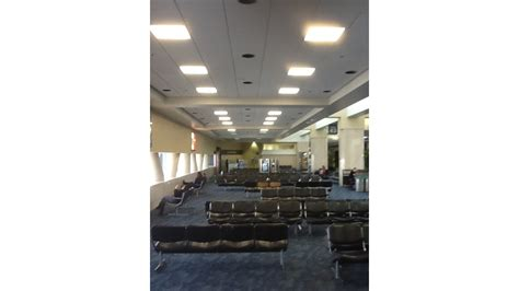 Lighting Fixtures San Francisco San Francisco International Airport Transforms Terminal 1 With Maxlite Lighting Fixtures