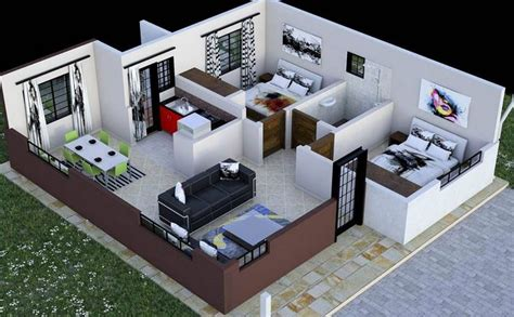 bedroom house plan  kenya  floor plans amazing design muthurwa marketplace