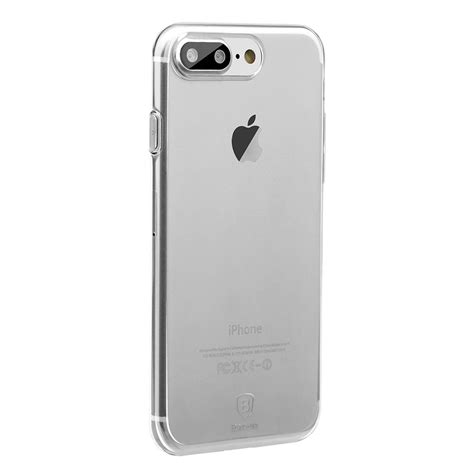 apple iphone 7 plus cover baseus transparent
