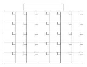 5 day work week calendar template 5 day work week calendar template printable calendar