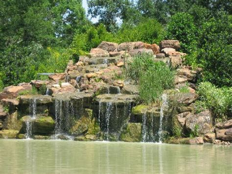 Beaumont Botanical Gardens Waterfall In Gardens Picture Of Beaumont Botanical Gardens Beaumont Tripadvisor