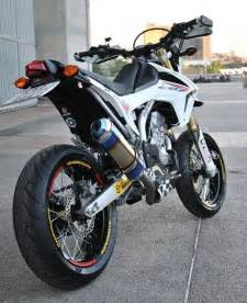 Supermoto Honda 2016 Honda Crf250m Motard Supermoto Crf300m Usa New Cbr